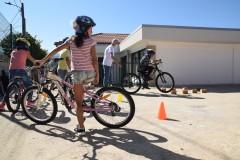 Semana europeia da mobilidade assinalada com ciclismo nas escolas